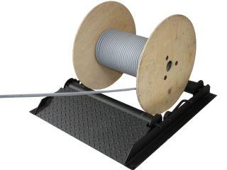 Stojak do odwijania kabli z bębnów EG0003