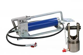 Hydrauliczny nożny zestaw do zaciskania przewodów AFL-6 16/8-525