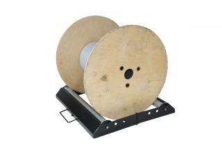 Stojak do odwijania kabli z bębnów EG0026