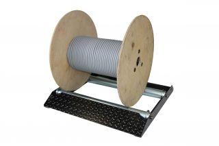 Stojak do odwijania kabli z bębnów EG0006