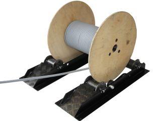 Stojak do odwijania kabli z bębnów EG0004 / EG0005